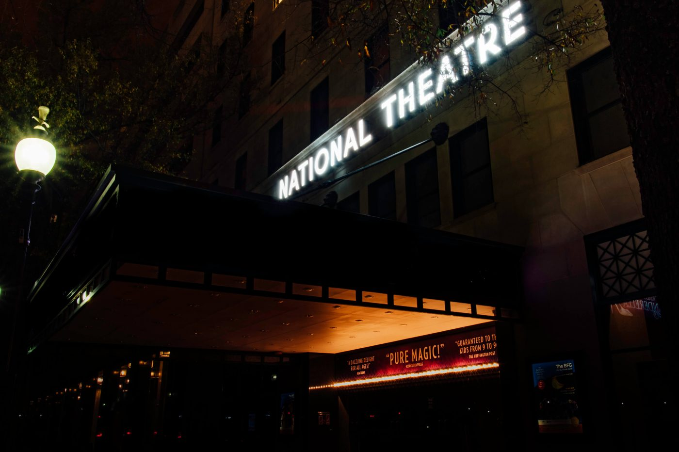 The National Theatre - Photo