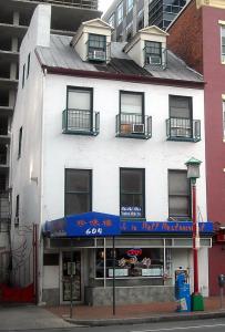 the suratt house