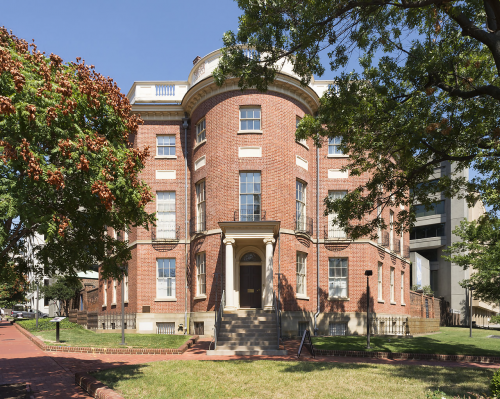 The Octagon House - Photo