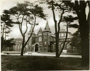 The Smithsonian Castle - Photo