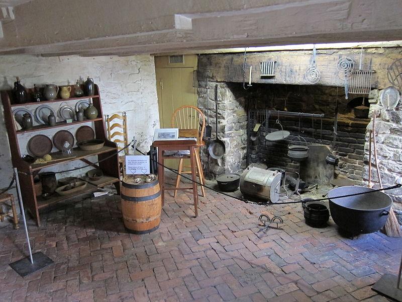 Old Stone House 1st Floor Kitchen