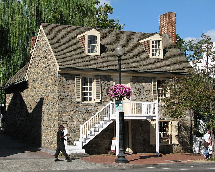 The Old Stone House: D.C.'s Oldest Haunted House - Photo